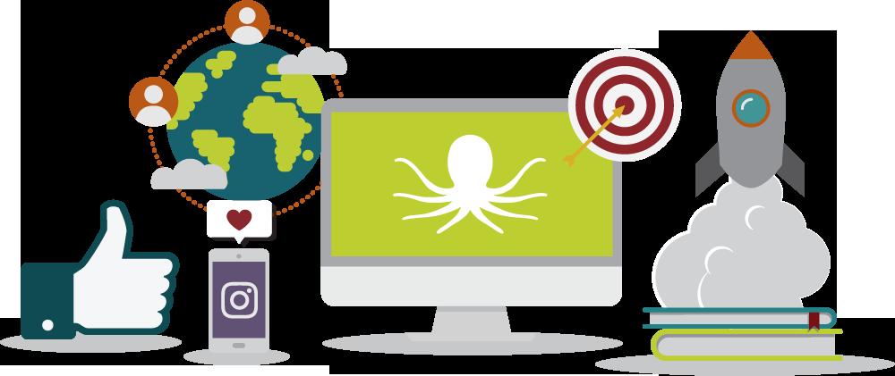 home page image inkfish digital marketing